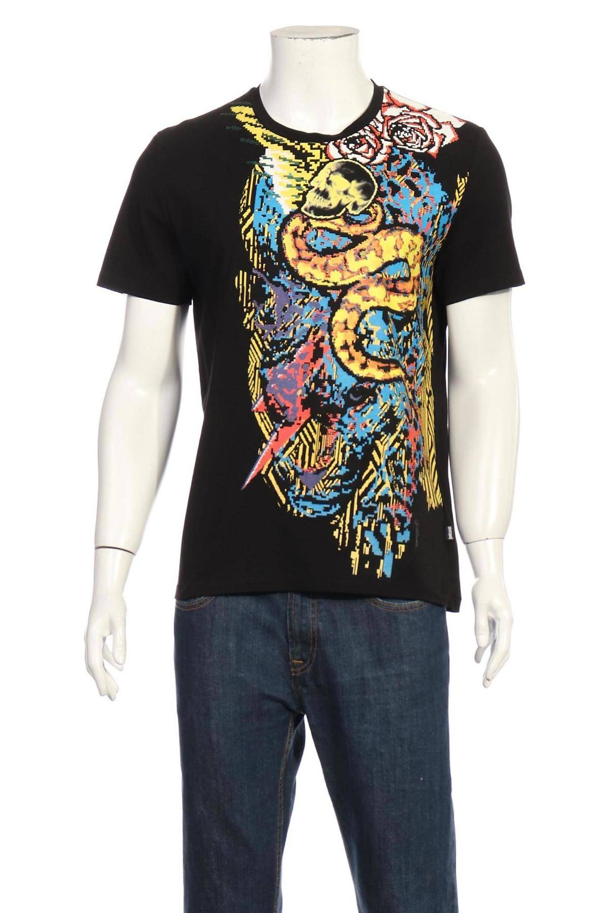 Тениска с щампа JUST CAVALLI1