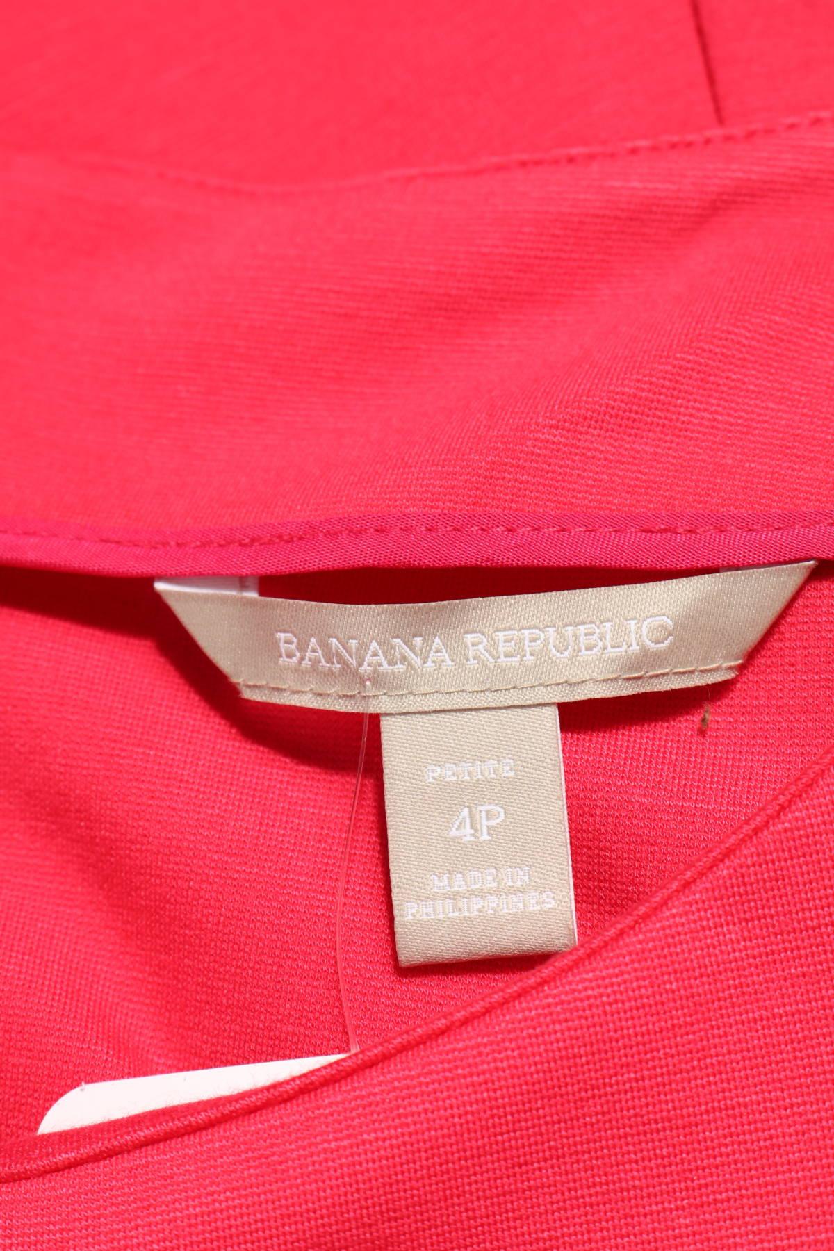 Рокля Banana Republic3