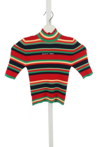 Детска блуза с поло яка ABRAND JEANS