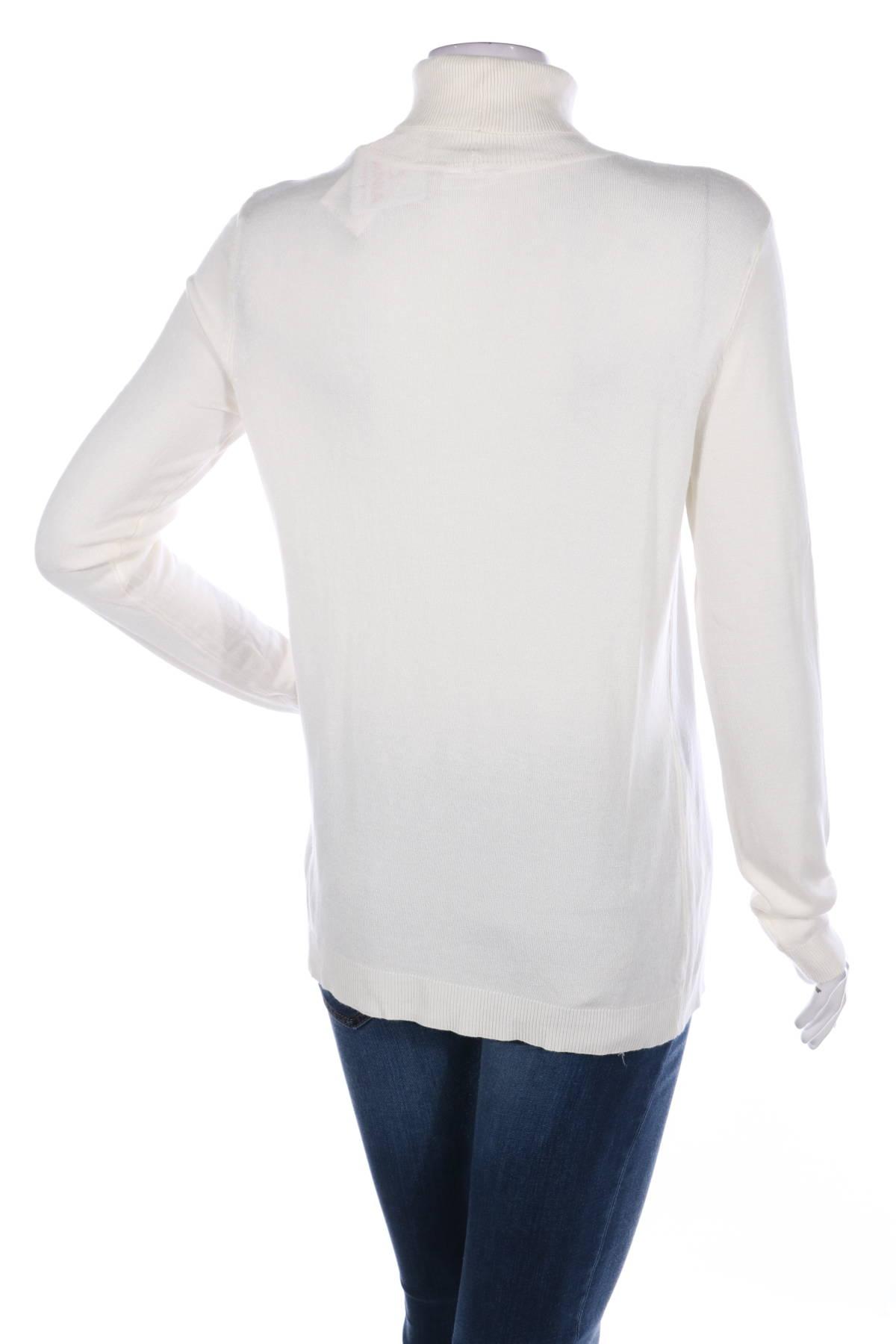 Пуловер с поло яка VILA2