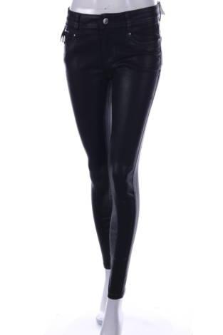 Кожен панталон Morgan