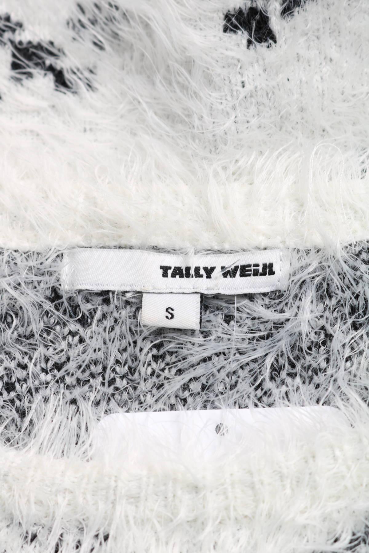 Пуловер Tally Weijl3