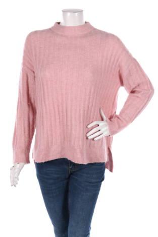 Пуловер с поло яка Primark