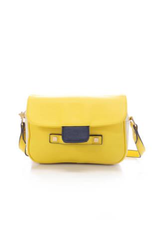 Чанта през рамо Laura Biagiotti