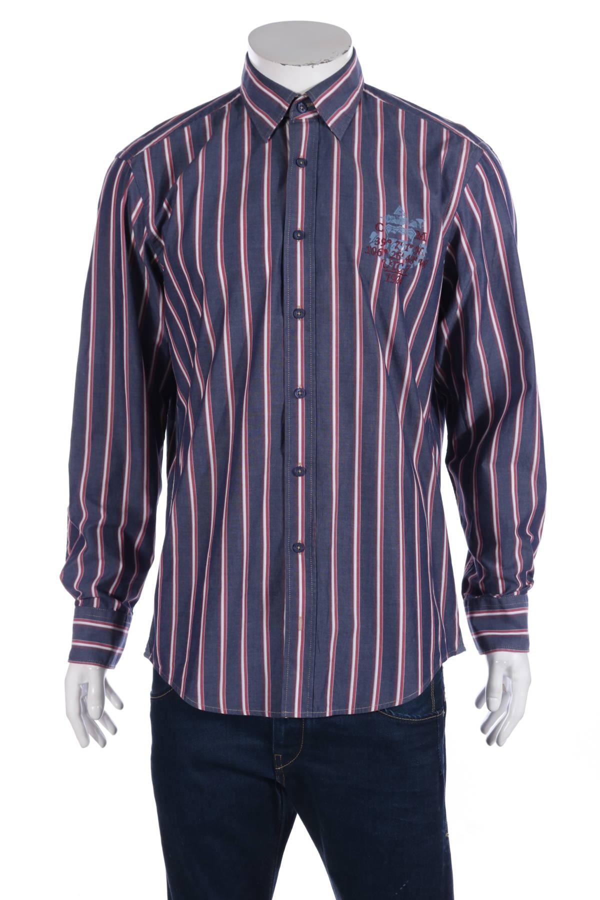 Спортно-елегантна риза Casa Moda1