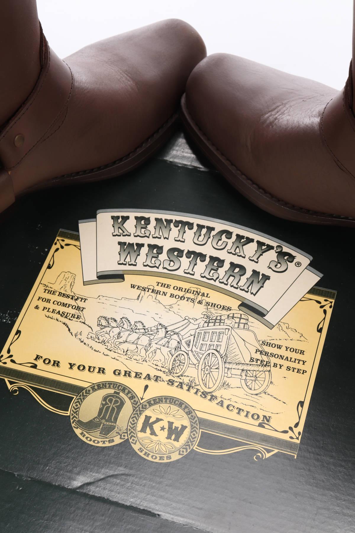 Ботуш Kentucky's Western4