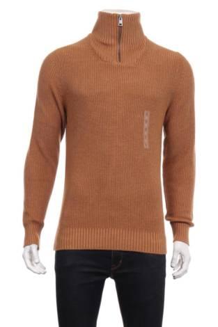 Пуловер с поло яка CELIO