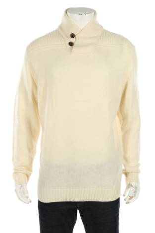 Пуловер с поло яка NANOK