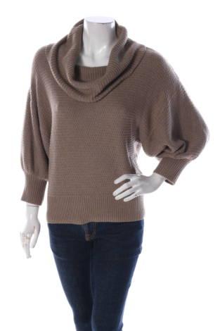 Пуловер с поло яка Eight