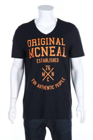 Тениска с щампа McNeal
