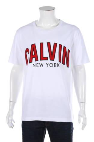Тениска с щампа Calvin Klein