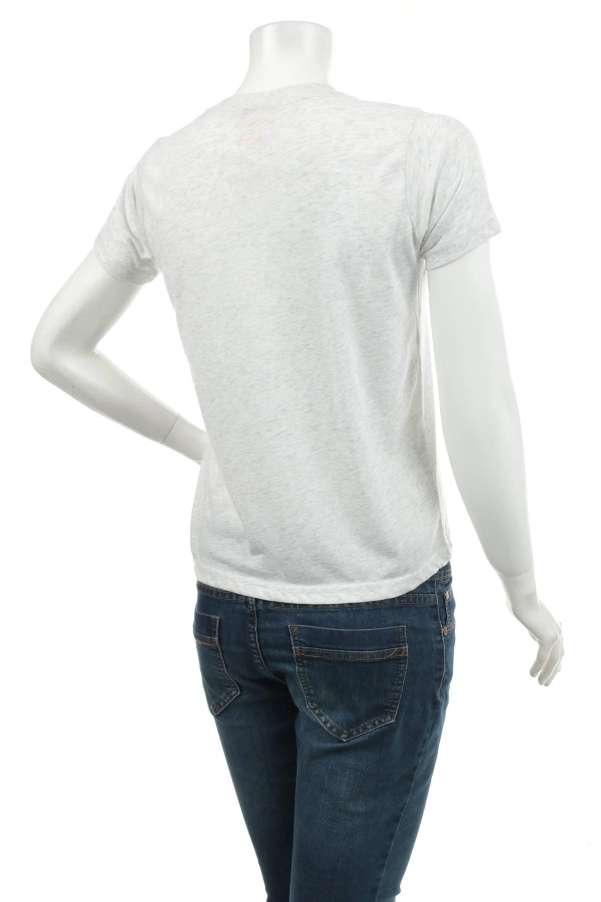 Тениска с щампа NO NAME2