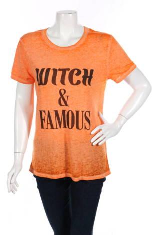 Тениска с щампа Zoe+Liv