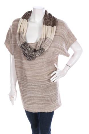 Пуловер с поло яка STYLE & CO