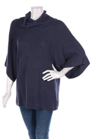 Пуловер с поло яка BCBG