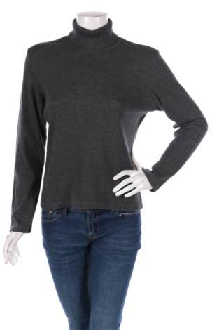 Пуловер с поло яка Rafaella