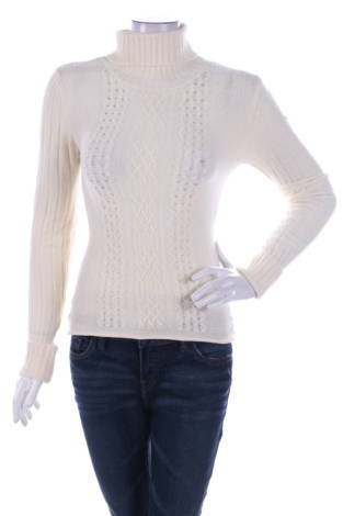 Пуловер с поло яка Mandee