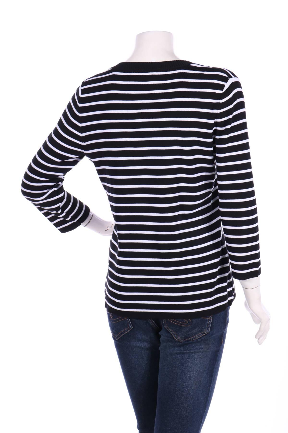 Пуловер CABLE&GAUGE2