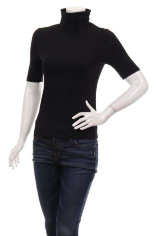 Блуза с поло яка SHEIN