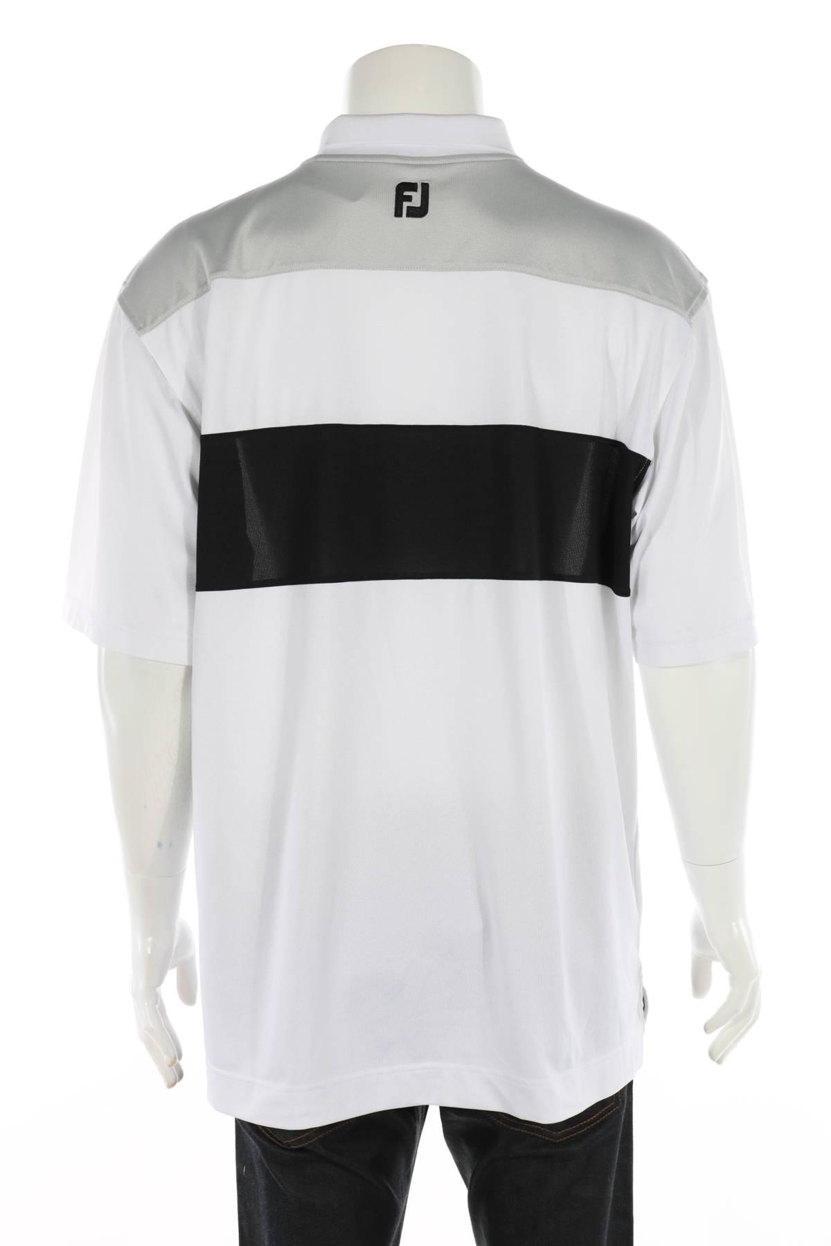 Тениска Fj footjoy2