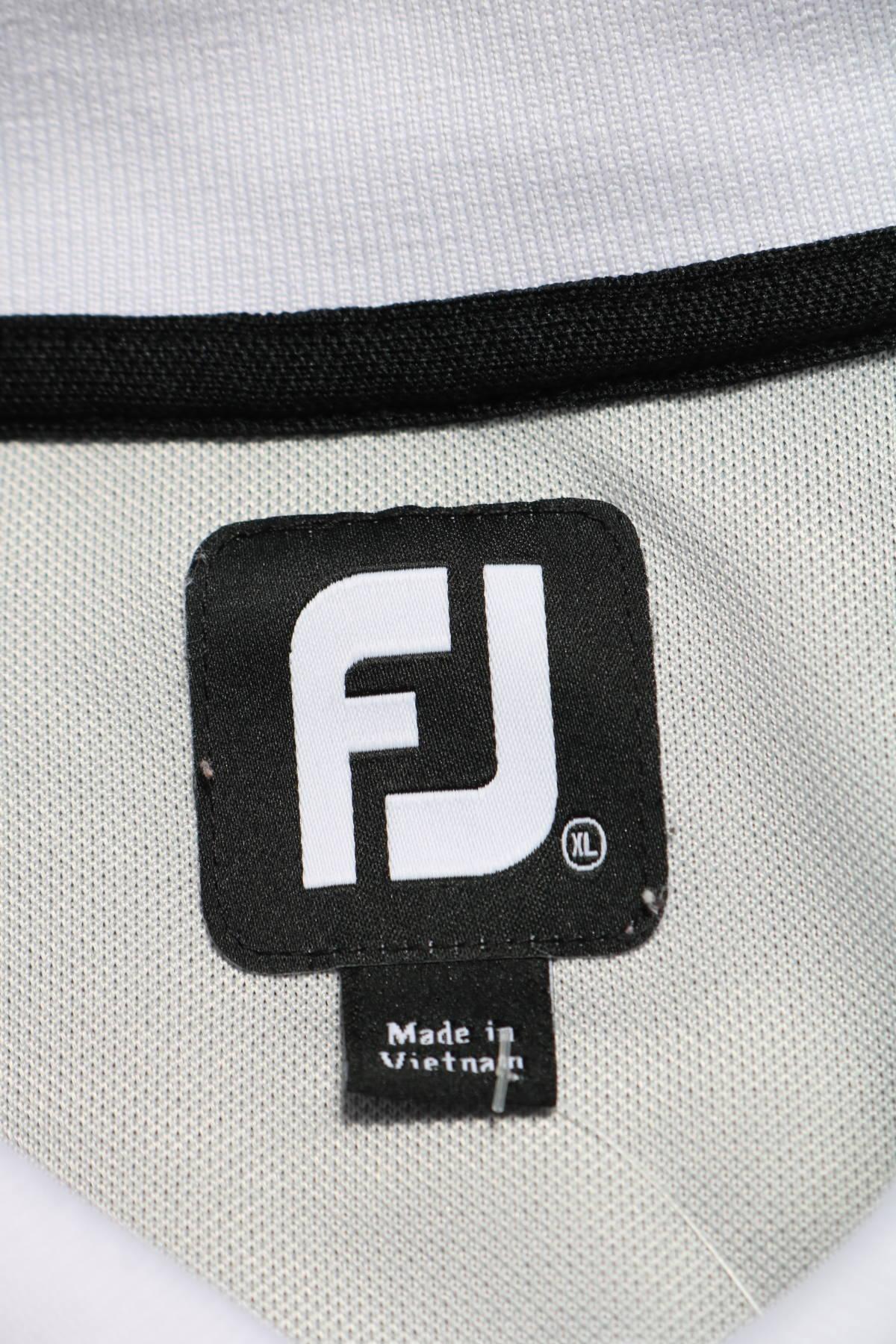 Тениска Fj footjoy3