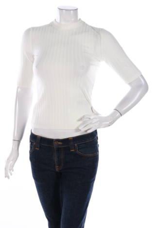 Блуза с поло яка Hollister