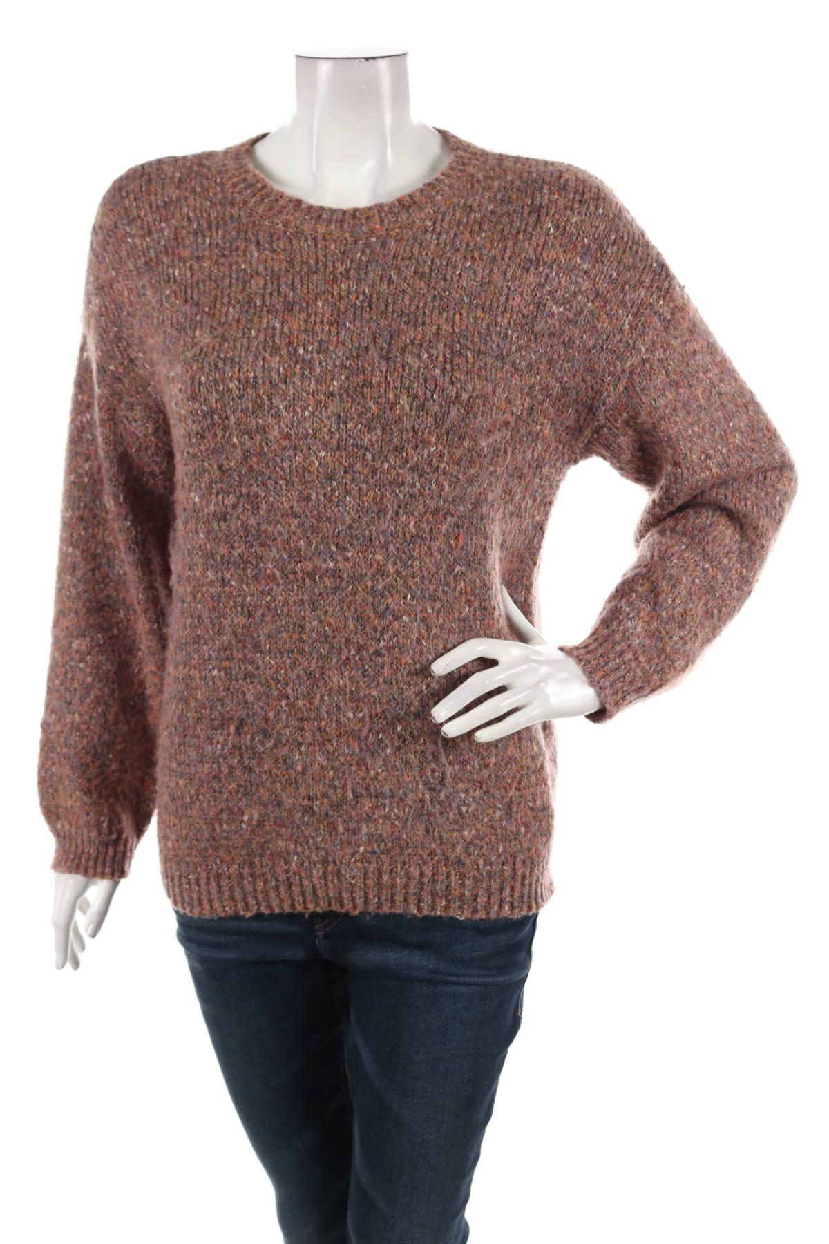Пуловер Cream1