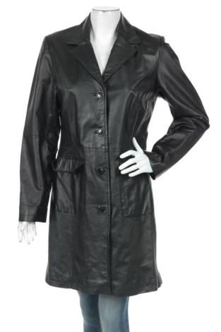 Кожено палто Bpc Bonprix Collection
