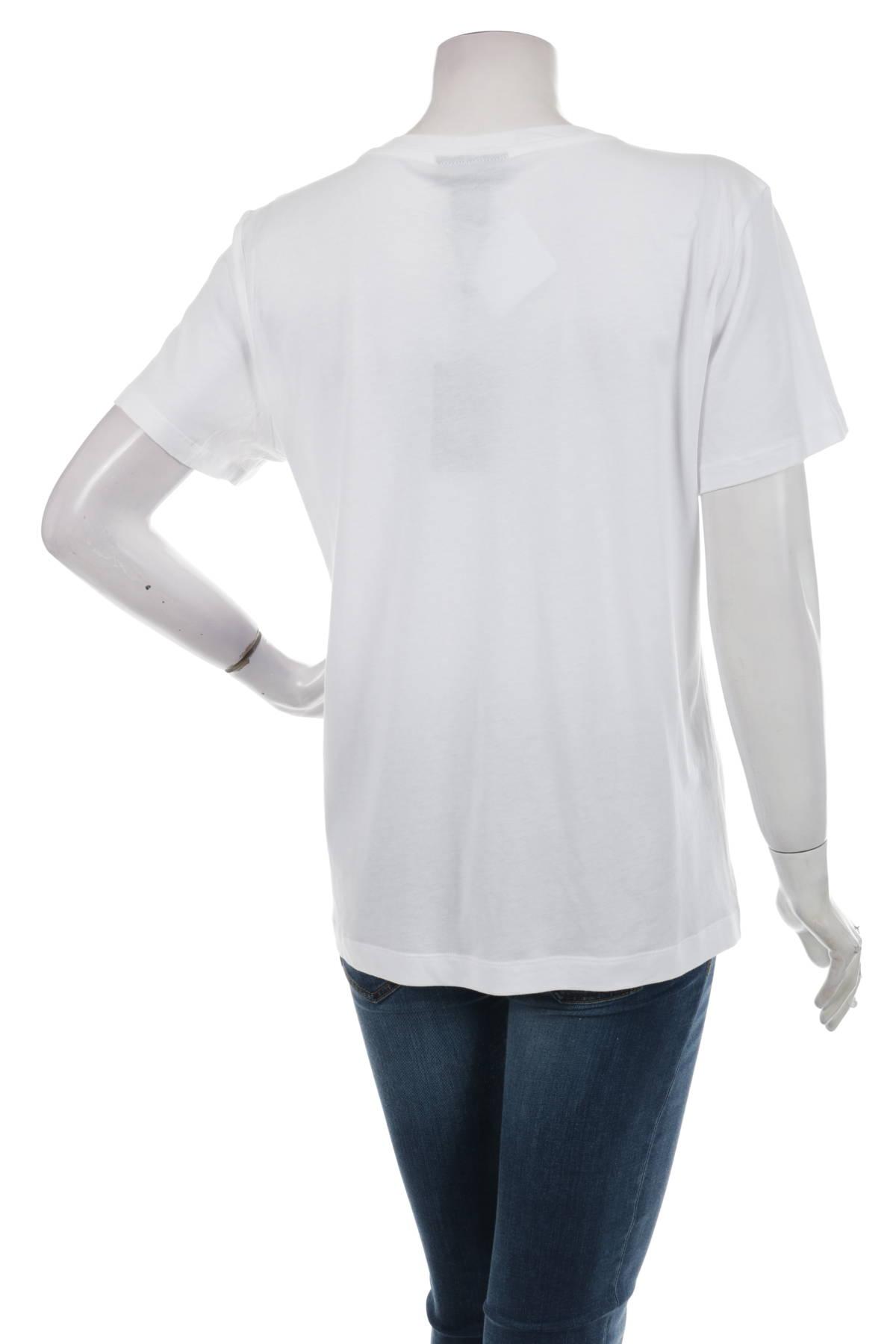 Тениска с щампа Dkny2