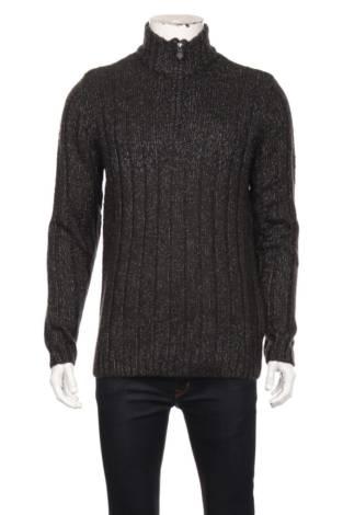 Пуловер с поло яка CANDA