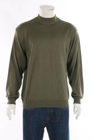 Пуловер с поло яка Preswick & Moore