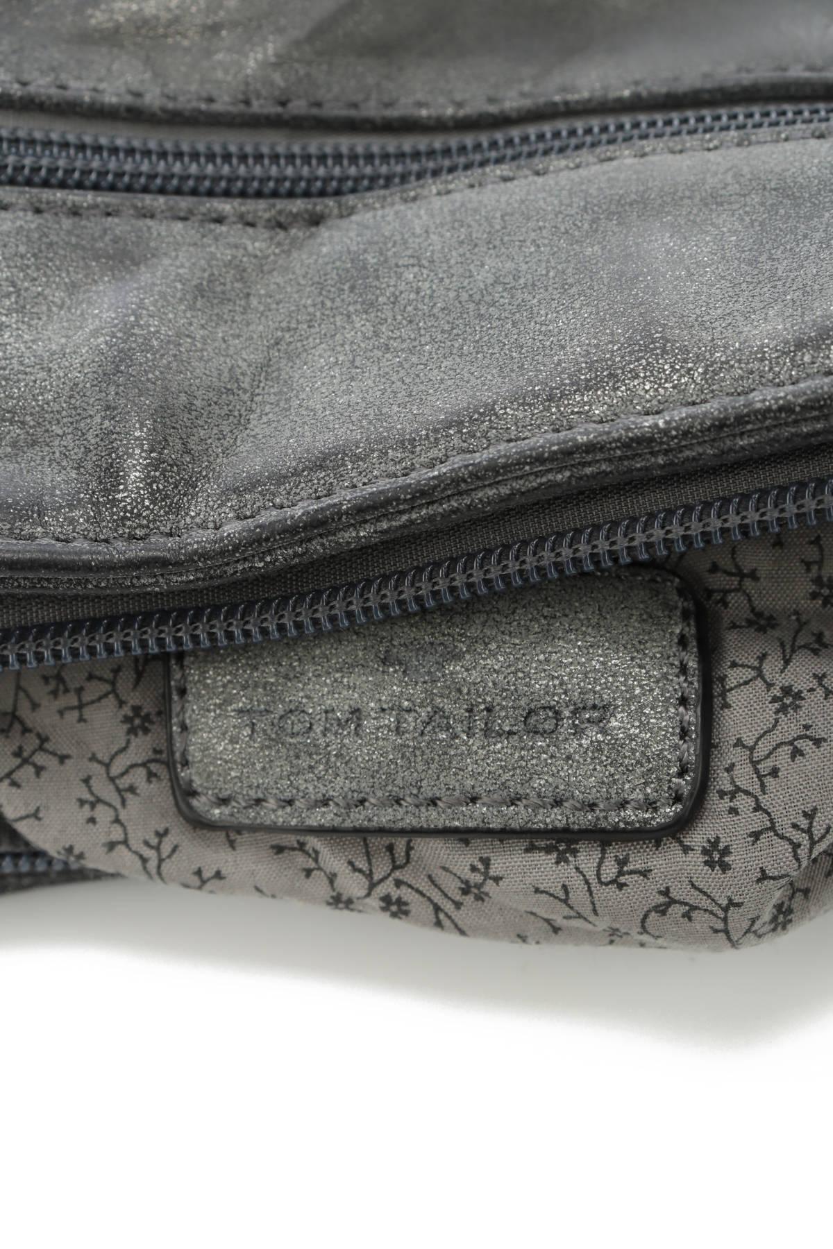 Кожена чанта TOM TAILOR4