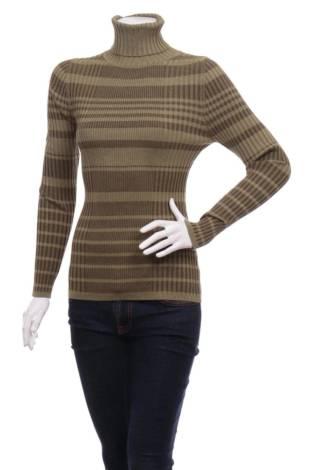 Пуловер с поло яка RUE 21