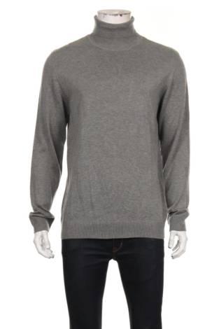 Пуловер с поло яка BPC BONPRIX COLLECTION