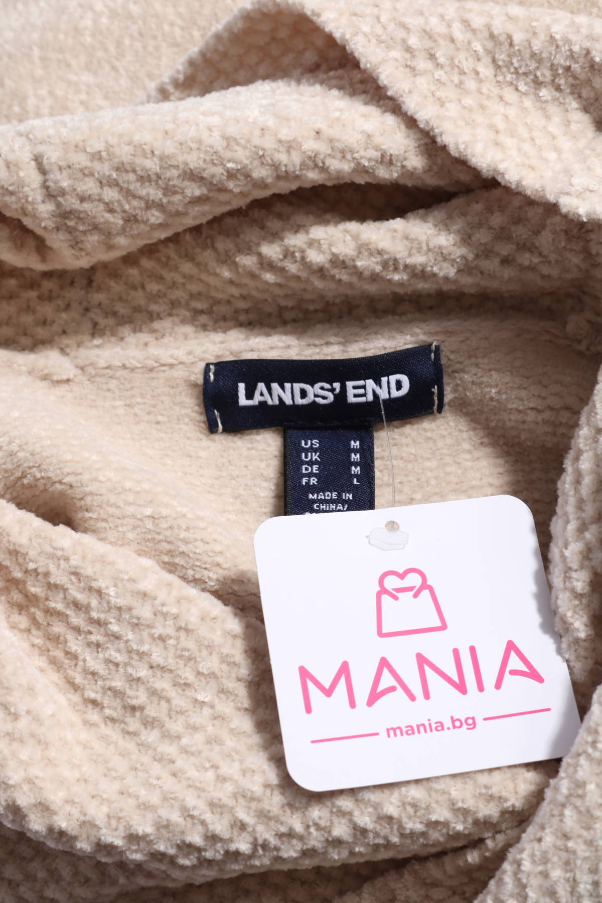 Пуловер LAND`S END3