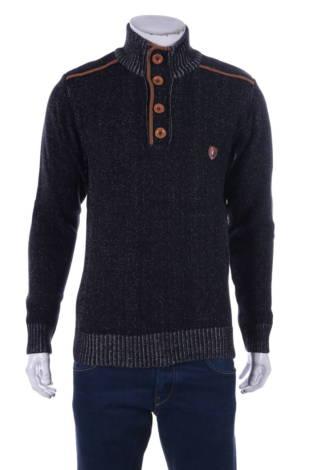 Пуловер с поло яка RAMEZ BY MUNERO