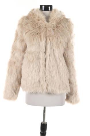 Палто с косъм H&M Divided