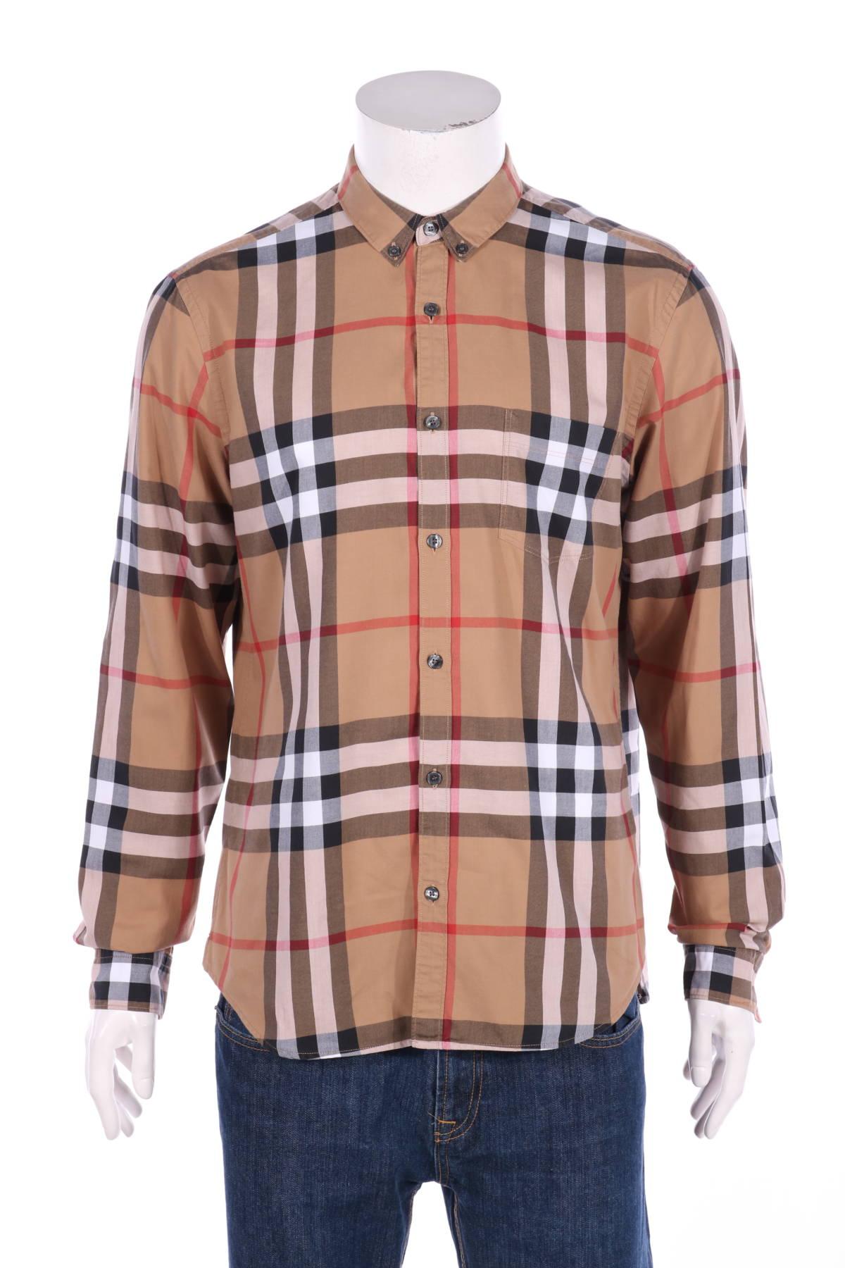 Риза Burberry1