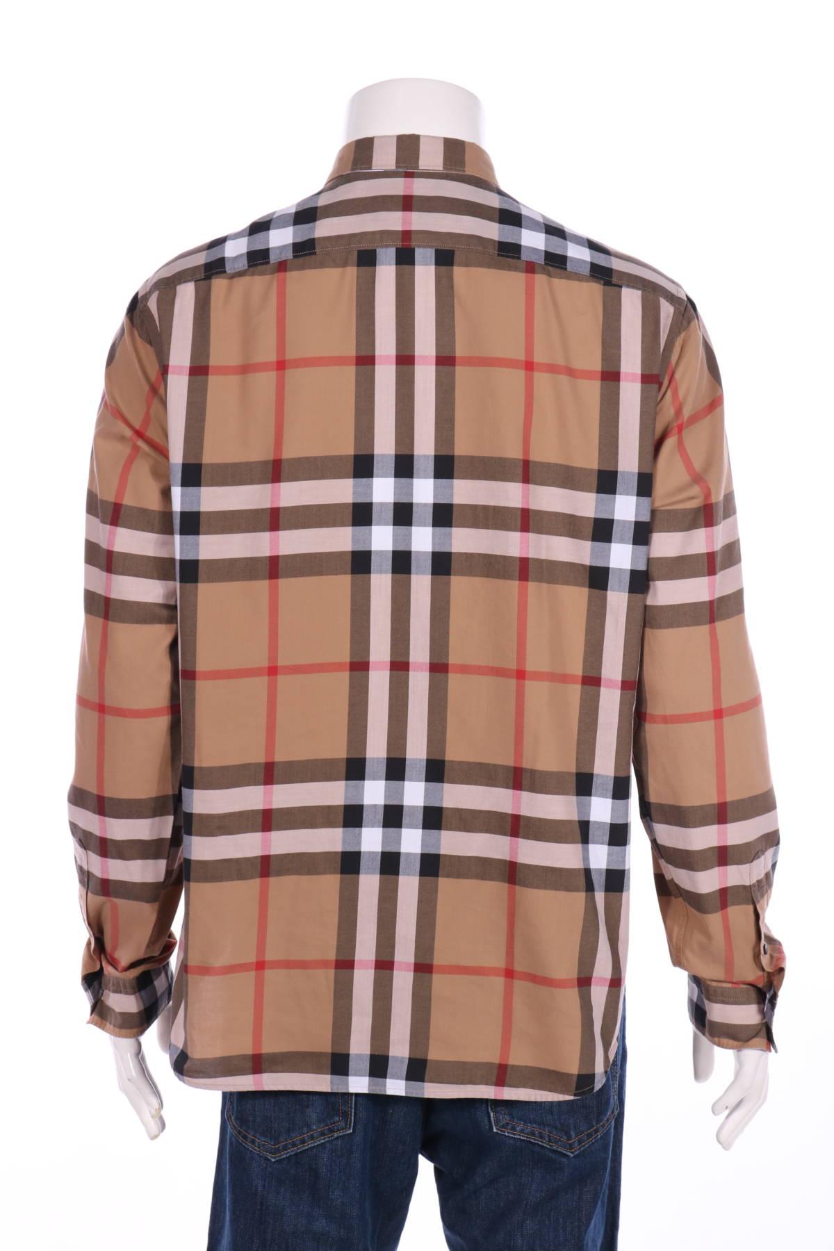 Риза Burberry2