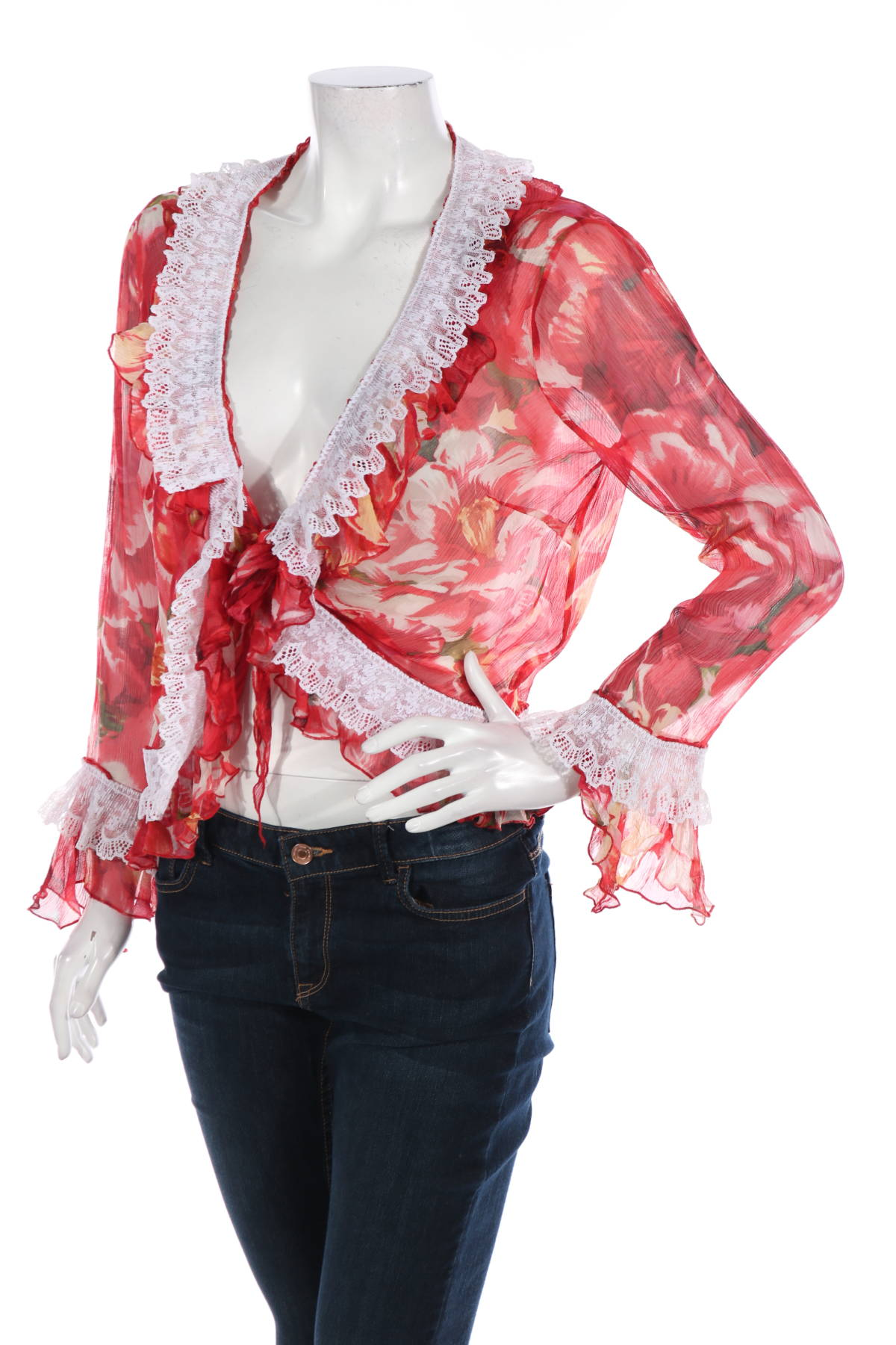Блуза ALBERTO MAKALI1