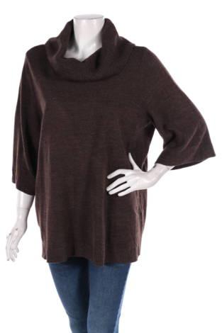 Пуловер с поло яка Ralsey