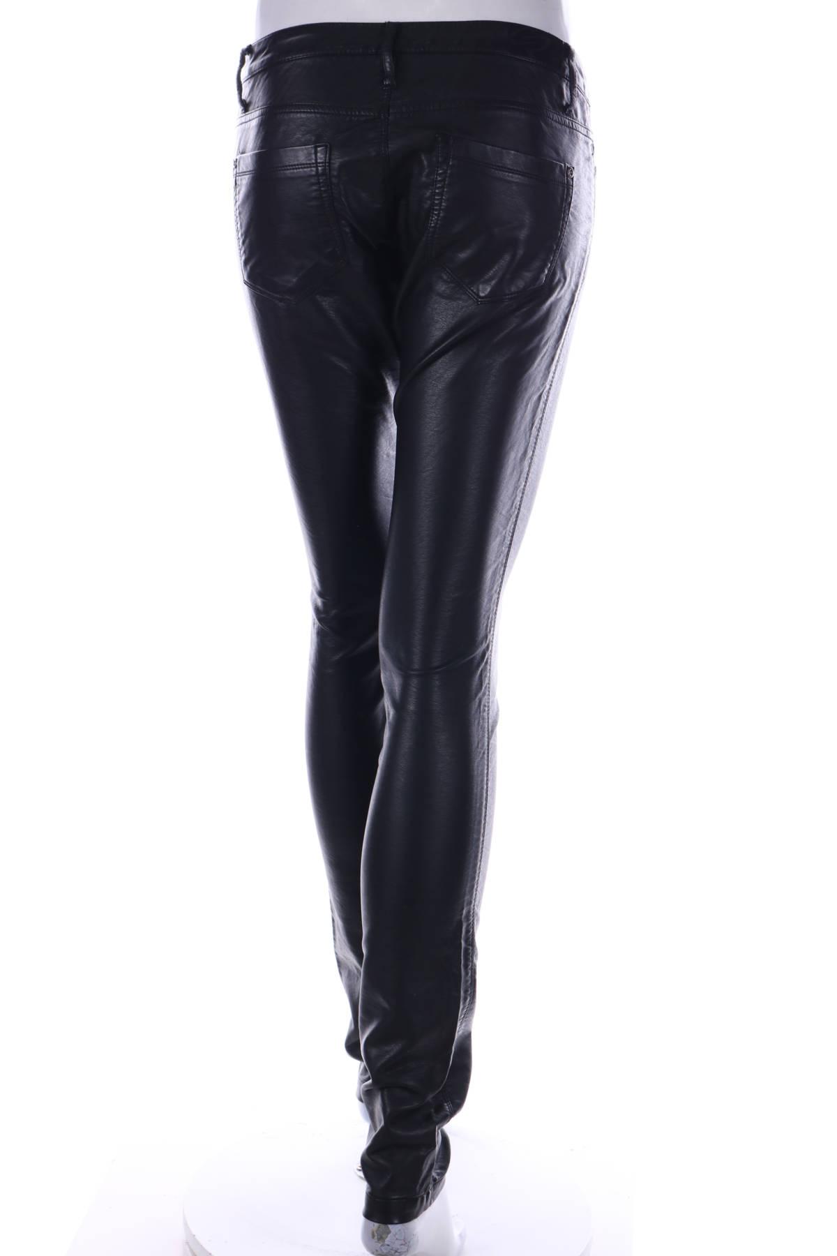 Кожен панталон Sisters Point2