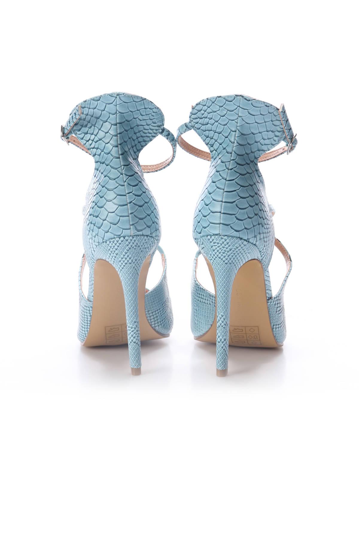 Обувки на ток Lost ink3