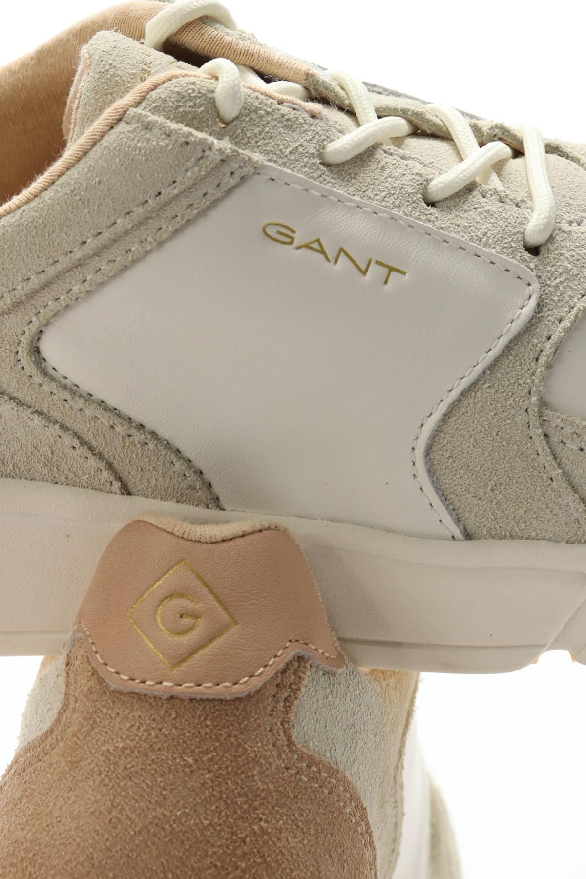 Маратонки Gant4