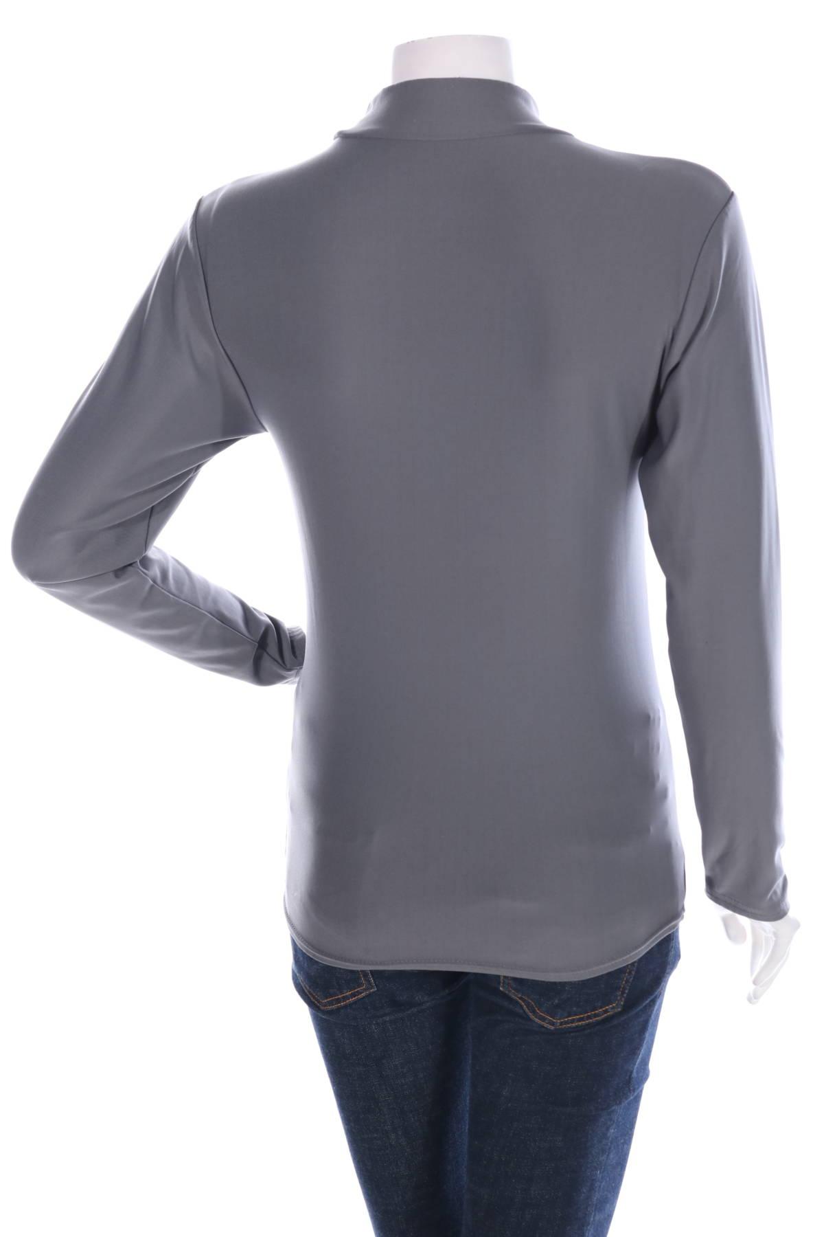 Пуловер с поло яка EXERTEK2