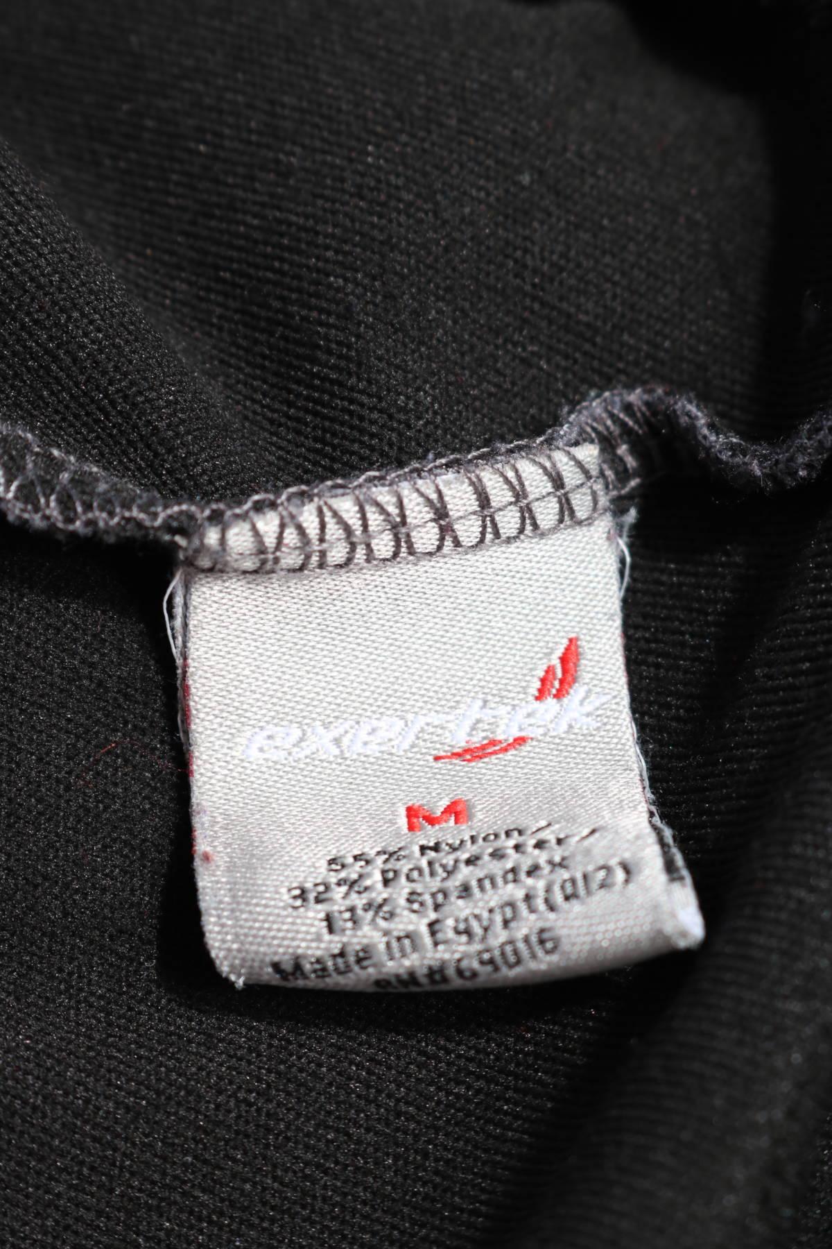 Пуловер с поло яка EXERTEK3