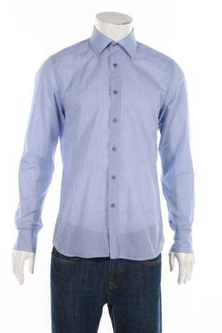 Спортно-елегантна риза Vannucci