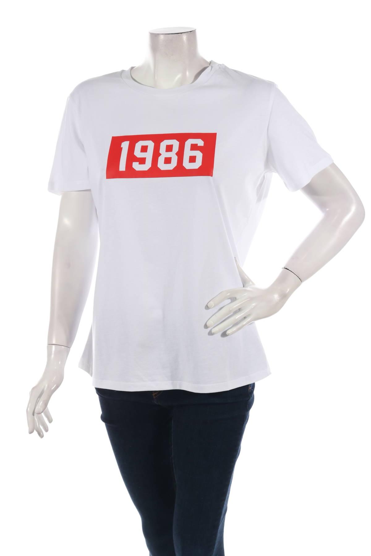 Тениска с щампа Max&Co.1