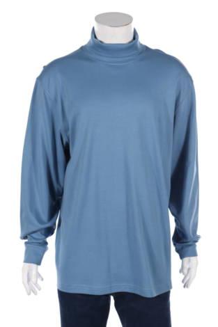 Блуза с поло яка L.L. Bean