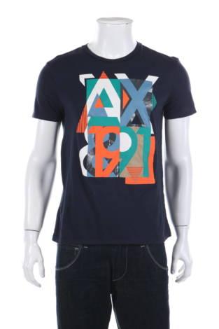 Тениска с щампа Armani Exchange